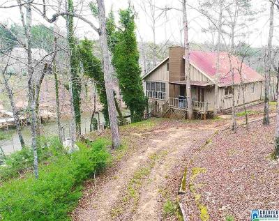Clay County, Cleburne County, Randolph County Single Family Home For Sale: 762 Co Rd 2565