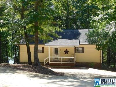 Wedowee Single Family Home For Sale: 551 Poplar Pl