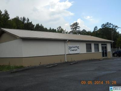 Commercial For Sale: 35890 Hwy 280