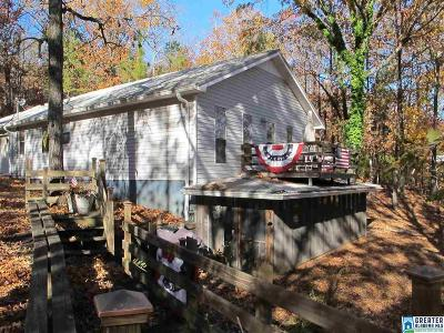 Wedowee Single Family Home For Sale: 754 Co Rd 247