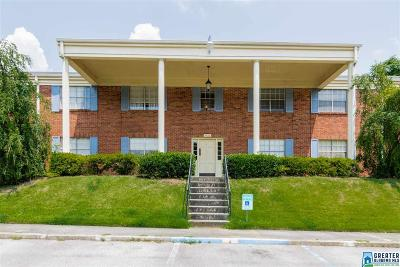 Homewood AL Condo/Townhouse For Sale: $79,900