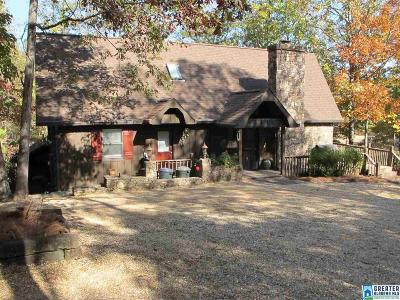 Clay County, Cleburne County, Randolph County Single Family Home For Sale: 438 Deer Trace Dr