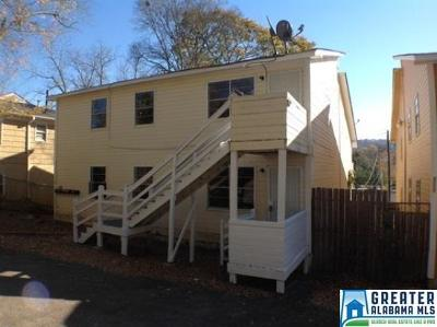 Birmingham, Homewood, Hoover, Irondale, Mountain Brook, Vestavia Hills Rental For Rent: 8005 1st Ave S #A