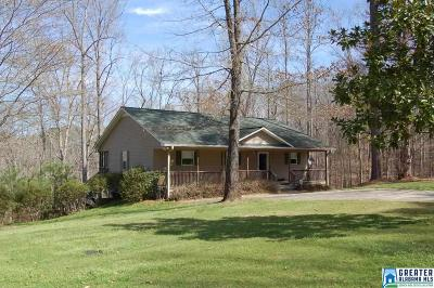 Single Family Home For Sale: 512 Co Rd 897