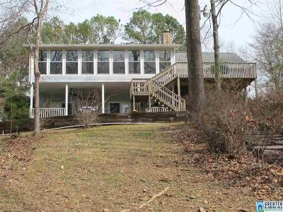Wedowee Single Family Home For Sale: 2123 Co Rd 6