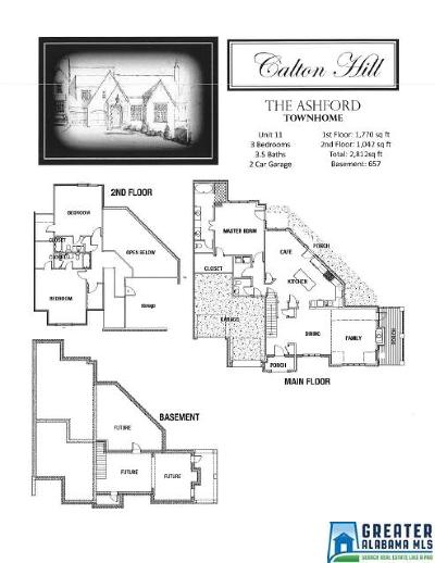 Jefferson County Condo/Townhouse Contingent