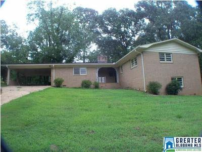 Talladega Single Family Home For Sale: 109 Yester Ln