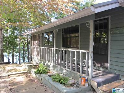 Wedowee Single Family Home For Sale: 408 Co Rd 2404
