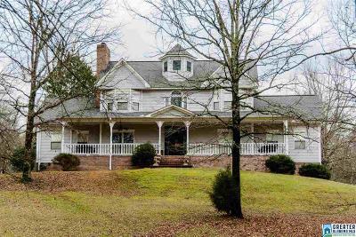 Chelsea Single Family Home For Sale: 6017 Hwy 39