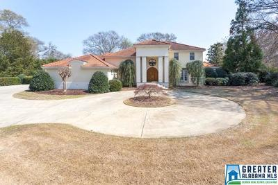 Pell City Single Family Home For Sale: 1731 Pine Harbor Rd