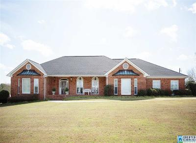 McCalla Single Family Home For Sale: 22851 Eastern Valley Rd