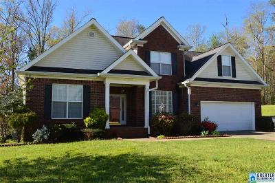 Anniston Single Family Home For Sale: 403 Lillian Ln