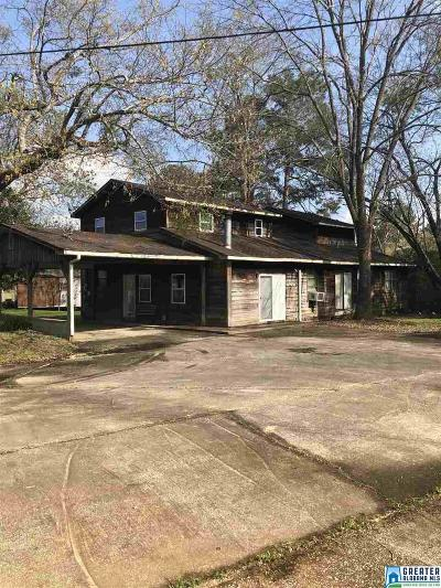 Single Family Home For Sale: 34500 Hwy 280