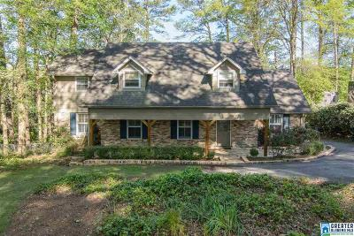 Mountain Brook AL Single Family Home For Sale: $399,900