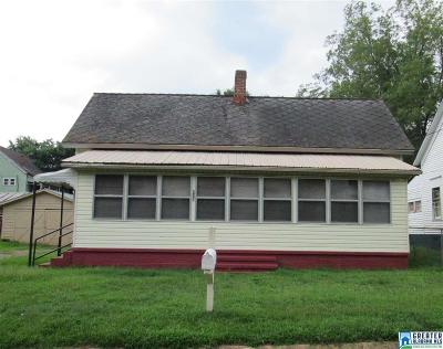 Roanoke AL Single Family Home For Sale: $29,900