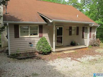 Wedowee Single Family Home For Sale: 810 Co Rd 2565