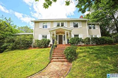 Birmingham Single Family Home For Sale: 4306 Glenwood Ave