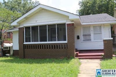 Birmingham, Homewood, Hoover, Irondale, Mountain Brook, Vestavia Hills Rental For Rent: 8217 4th Ave S