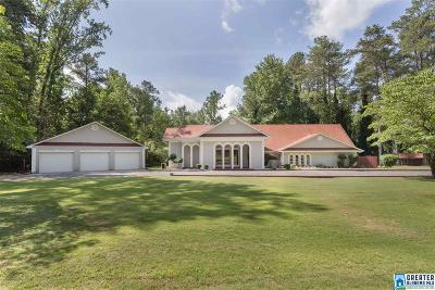 Anniston Single Family Home For Sale: 2901 Coleman Rd
