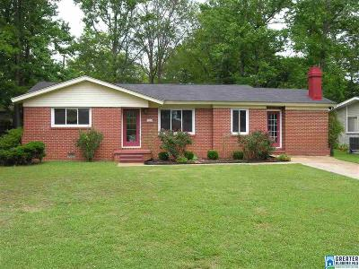 Homewood AL Single Family Home For Sale: $249,900