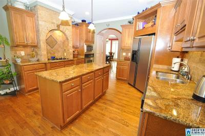 Alabaster Single Family Home For Sale: 314 W Grande View Terr