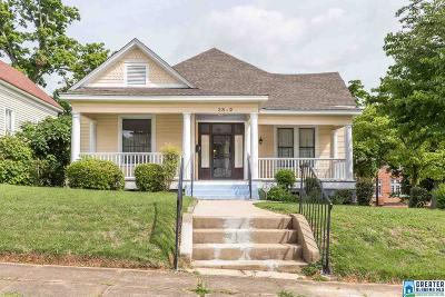 Birmingham Single Family Home Contingent: 3842 6th Ave S