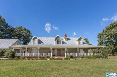 Jacksonville Single Family Home For Sale: 1883 Hollingsworth Rd