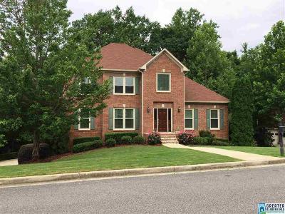 Birmingham Single Family Home For Sale: 5049 Eagle Crest Rd