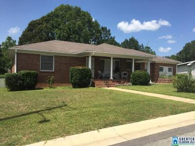 Roanoke Single Family Home For Sale: 676 Heflin Ave