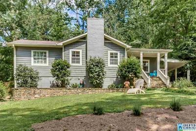 Homewood AL Single Family Home Active-Break Clause: $385,000