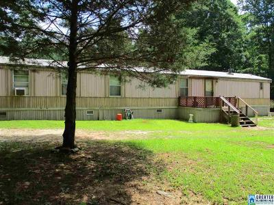 Roanoke AL Manufactured Home For Sale: $59,900