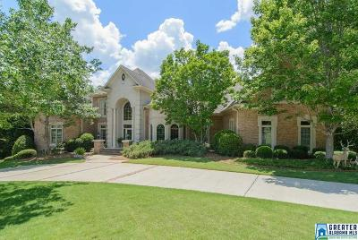Hoover Single Family Home For Sale: 2108 Swan Lake Cove