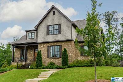Hoover Single Family Home For Sale: 531 Greenbrier Way