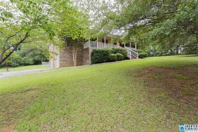 McCalla Single Family Home For Sale: 6060 Old Huntsville Rd