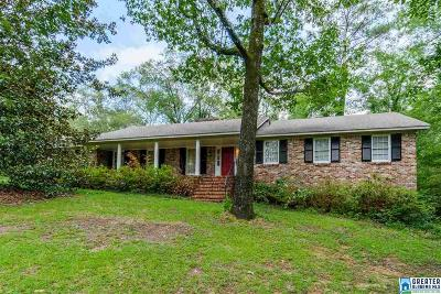 Vestavia Hills Single Family Home For Sale: 2617 Millwood Rd