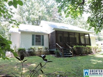 Wedowee Single Family Home For Sale: 4645 Co Rd 82