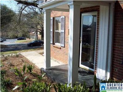 Homewood AL Condo/Townhouse For Sale: $67,500