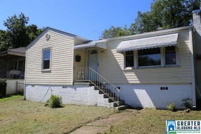 Birmingham, Homewood, Hoover, Irondale, Mountain Brook, Vestavia Hills Rental For Rent: 748 82nd S Birmingham St S