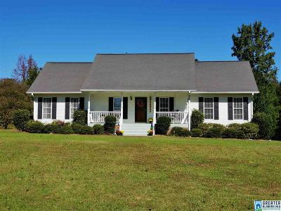Roanoke AL Single Family Home For Sale: $164,500