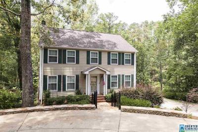 Vestavia Hills Single Family Home For Sale: 3444 Country Brook Ln