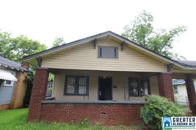 Birmingham, Homewood, Hoover, Irondale, Mountain Brook, Vestavia Hills Rental For Rent: 1713 51st St