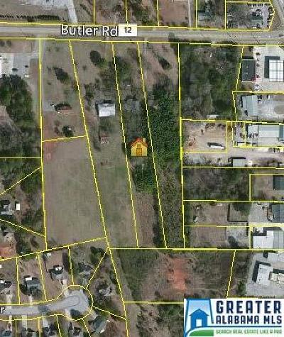 Montevallo AL Residential Lots & Land For Sale: $250,000