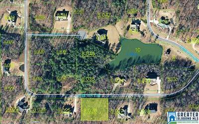 Jacksonville AL Residential Lots & Land For Sale: $13,500