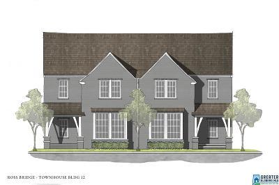 Birmingham, Homewood, Hoover, Mountain Brook, Vestavia Hills Condo/Townhouse For Sale: 2301 Village Center St