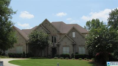 Hoover Single Family Home For Sale: 1456 Legacy Dr
