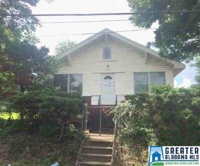 Birmingham Single Family Home For Sale: 3941 Hale Ave