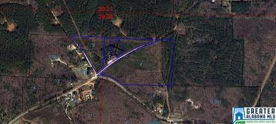 Clay County Residential Lots & Land For Sale: Cragford Rd