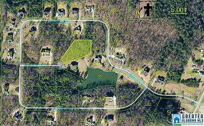 Jacksonville AL Residential Lots & Land For Sale: $15,000