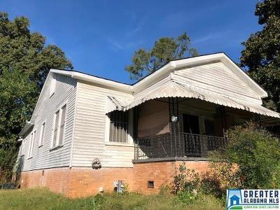 Birmingham Single Family Home For Sale: 4800 Terrace M