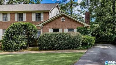 Vestavia Hills AL Condo/Townhouse For Sale: $249,000